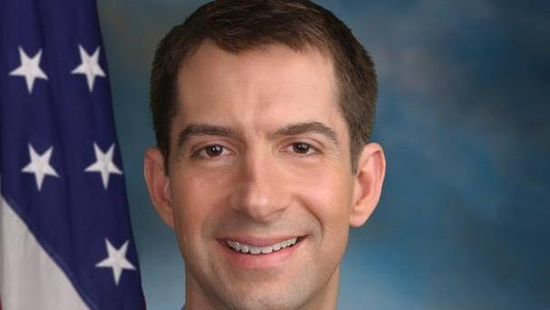 Tom Cotton (Cortesía congreso de Estados Unidos)