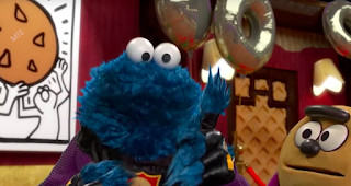 Busta Rhymes - Woo Hah | Cookie Monster - Krümelmonster - Mashup