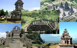 Peninggalan-Peninggalan Zaman Hindu Budha di Indonesia