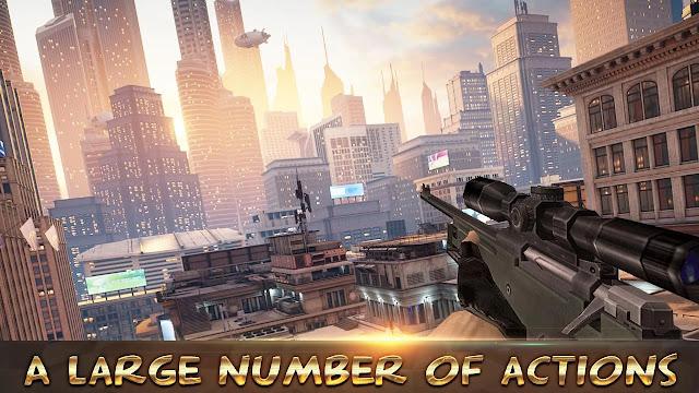 Sniper 3D Strike Assassin Ops - Gun Shooter Game v2.1.13 MOD UPDATE