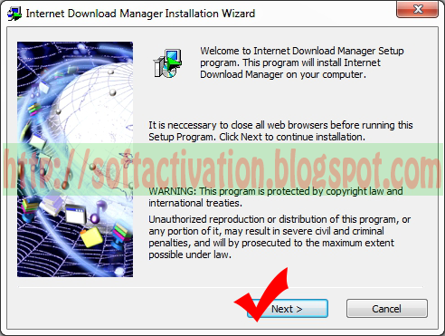 How to Install idm 2