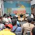 Suasana Gathering Insan Media dan Presiden PKS Diwarnai Keceriaan