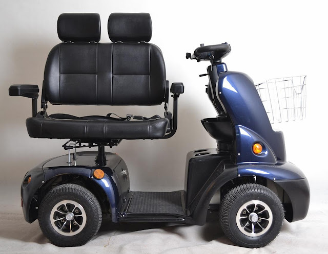 Why The Specification of A 4 Wheel Mobility Scooter Is Important