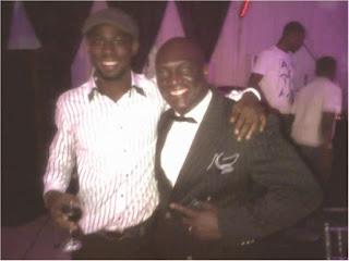 Sammy Okposo and Tim Bode