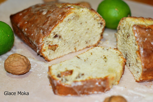 lime-and-walnuts-cake, bizcocho-de-nueces-y-lima
