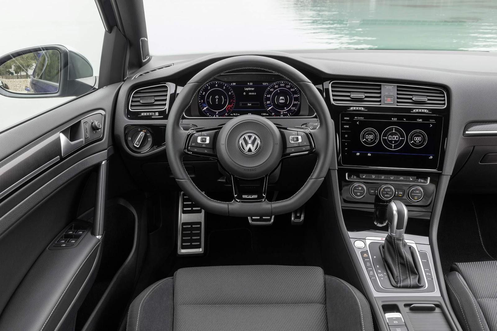Volkswagen Golf R 2018: vídeo, detalhes e especificações ...