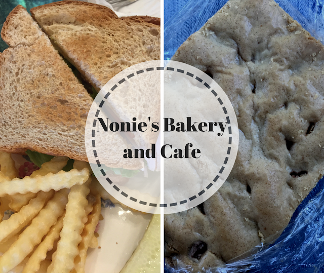 Nonie's Bakery and Cafe in Utica, Illinois near Matthiessen and Starved Rock