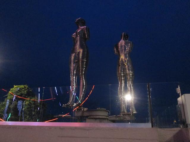 Batumi está irremediablemente ligada a la historia de Ali y Nino
