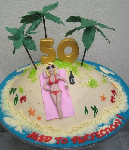 Special Day Cakes Best Designs 50th Birthday Cakes For Women