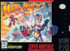 Mega Man X3 SNES Prices