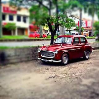 Dijual Mobil Klasik Hilman 1953