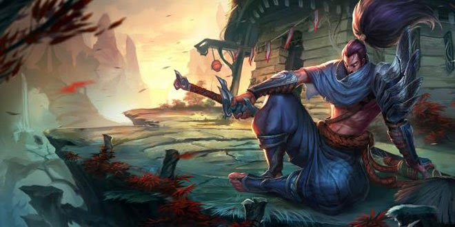 Champion-Spotlight-de-Yasuo