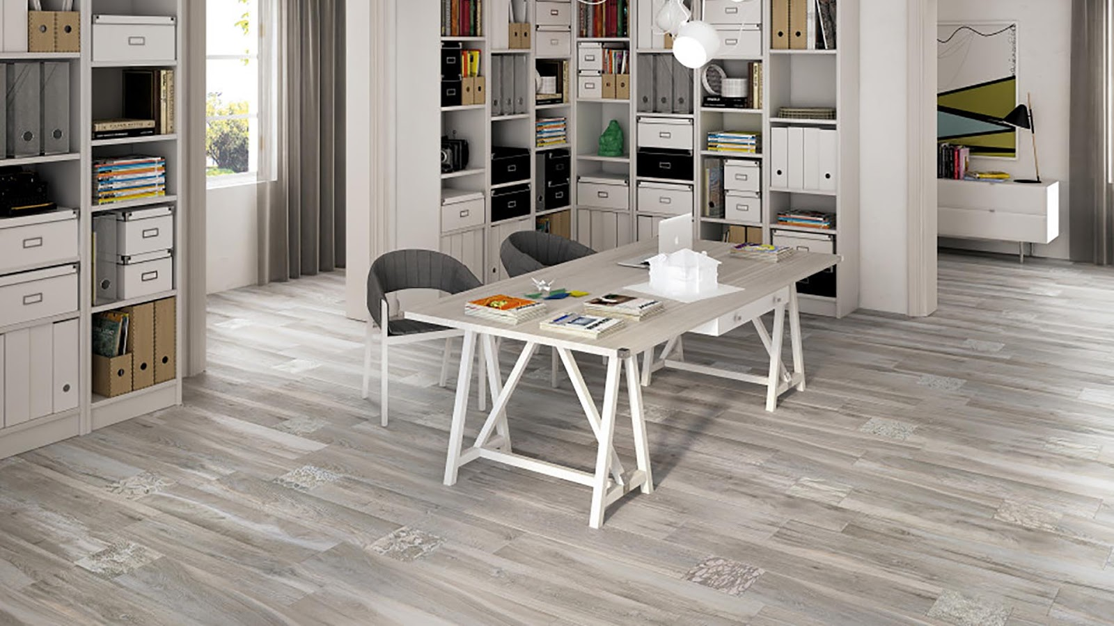 Wood Finish Floor Tiles Of Fincibec Group Floor Amp Wall