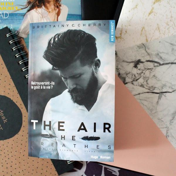 The air he breathes de Brittanny C.Cherry