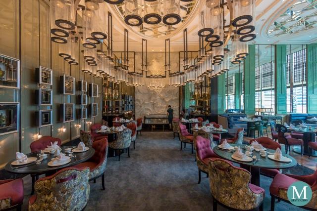 Yun House Restaurant at Four Seasons Hotel Kuala Lumpur