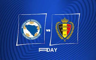 Bosnia vs Belgium - Highlights