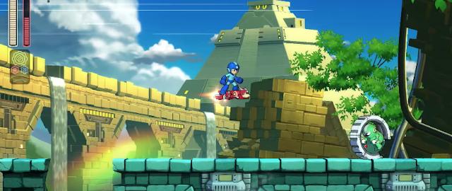 Nuevo trailer y características de Mega Man 11