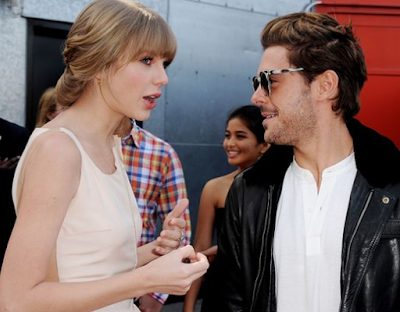 Zac Efron dan Tailor Swift