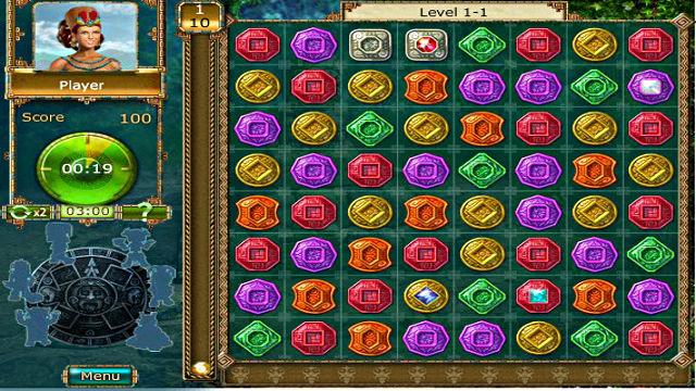 The Treasures of Montezuma 2 - Image du Jeu