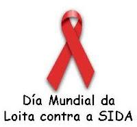 Resultado de imagen de dia mundial loita sida