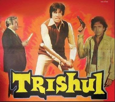 Trishul Dialogues, Amitabh Dialogues in Trishul Movie