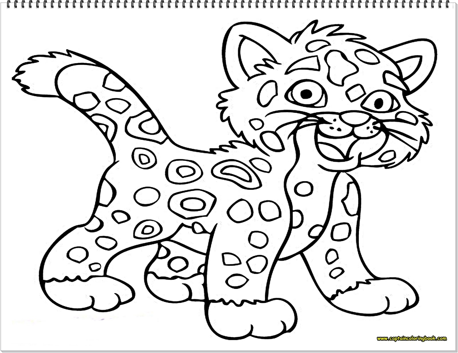 ANIMAL COLORING PAGES -HIGH QUALITY COLORING PAGES - Coloring Page