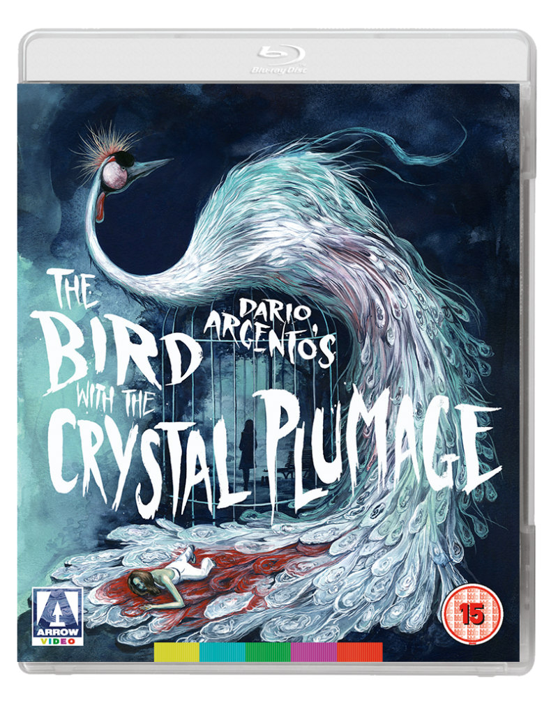The Bird with the Crystal Plumage arrow video