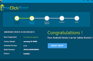 Cara Root Samsung Galaxy S6 dan S6 Edge Menggunakan One-Click