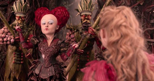 Alenka v říši divů: Za zrcadlem (Alice in Wonderland:Through the Looking Glass) – Recenze