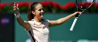Kasatkina ousts Williams to reach Indian Wells final
