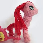 patron gratis caballo amigurumi | free pattern amigurumi horse