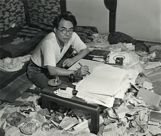 坂口安吾 作家  小説家 東洋大学