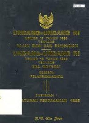 Kedudukan Undang Undang Dasar 1945