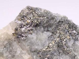 Coloradoita - Los diez minerales mas peligrosos del mundo