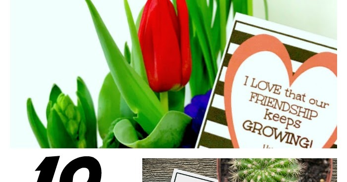 Michelle Paige Blogs 10 Free Plant Printables For