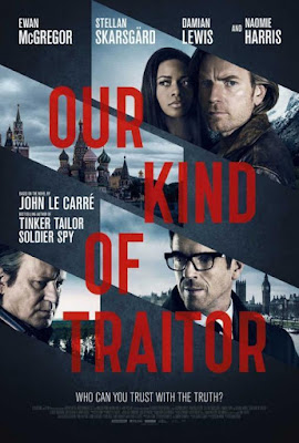 Our Kind Of Traitor 2016 DVD R2 PAL Spanish