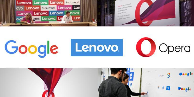 3 High Profile Tech Giants Rebrand