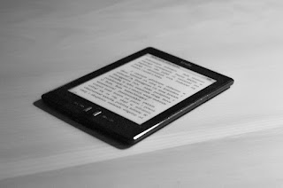 ebook, kindle, electronic reader
