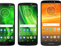 Motorola Luncurkan Android Murah Moto E5 dan G6