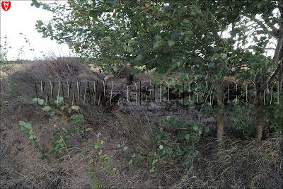 Пятый немецкий бункер. Руины