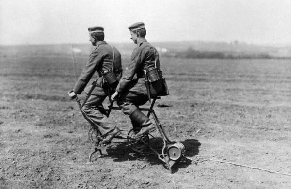 Penemuan-Penemuan Unik Dalam Perang Dunia I