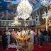 Εορταστικός εσπερινός στο ναό Παμμεγίστων Ταξιαρχών στα Βαλσαμάτα