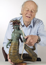 In Memoriam - Ray Harryhausen & Medusa