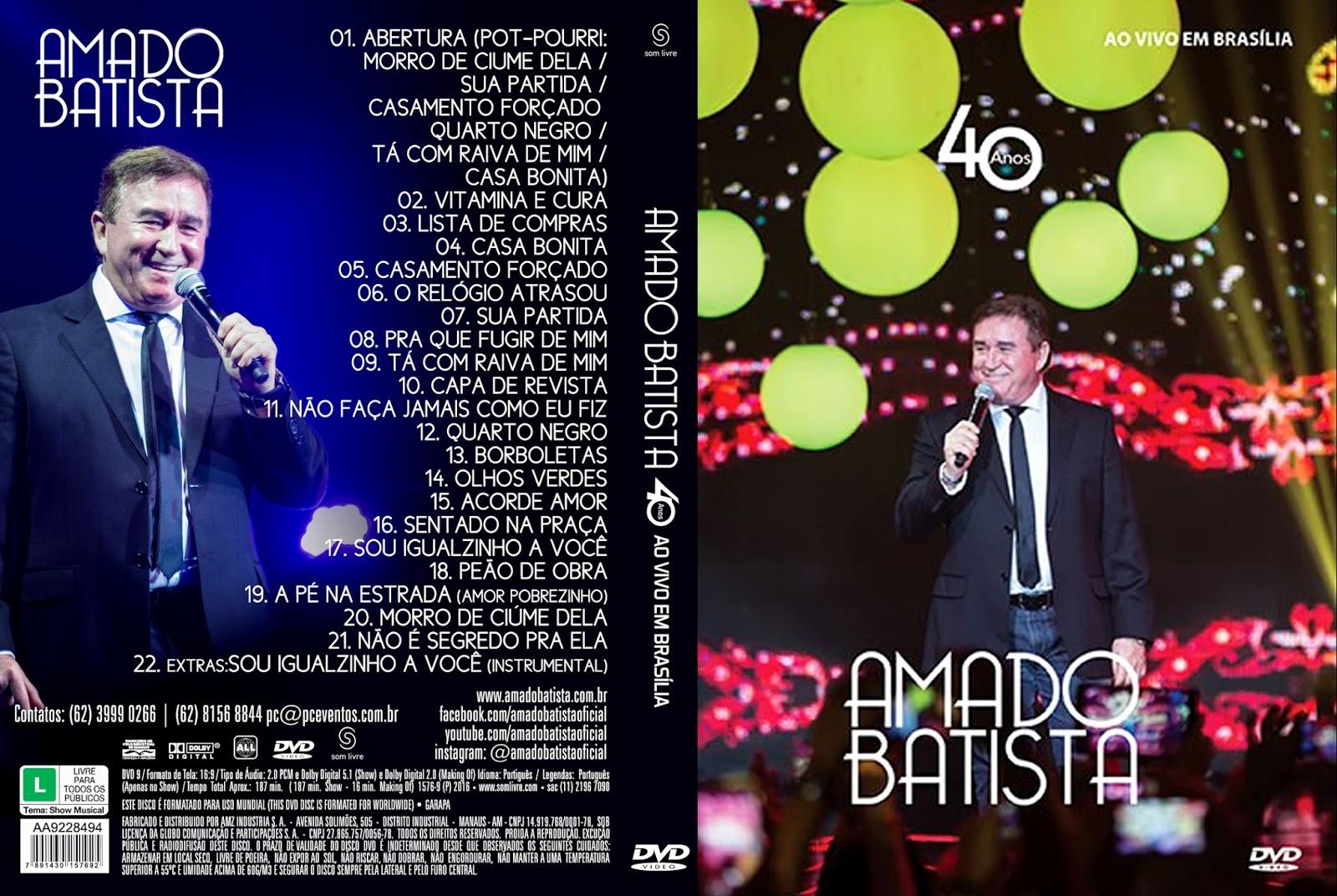 Amado Batista 40 Anos Ao Vivo DVDRip XviD 2016 Amado 2BBatista 2B40 2BAnos 2BAo 2BVivo 2BDVDRip
