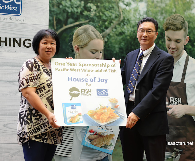 One year sponsorship to House Of Joy KL