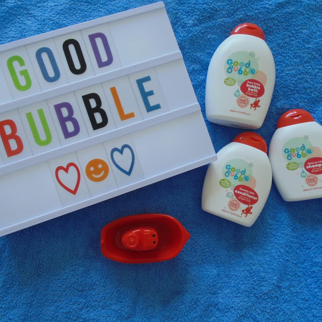 Good bubble review and giveaway