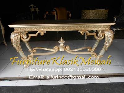 """""""Jual Mebel Jepara""""-Furniture Klasik Mewah,Jual meja konsul Ukir jepara,mebel klasik,mebel jati,mebel duco,mebel ukiran jati jepara"""