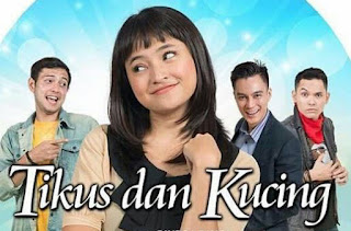 Lirik : Marshanda - Oh Tak Mungkin (OST. Tikus dan Kucing SCTV)