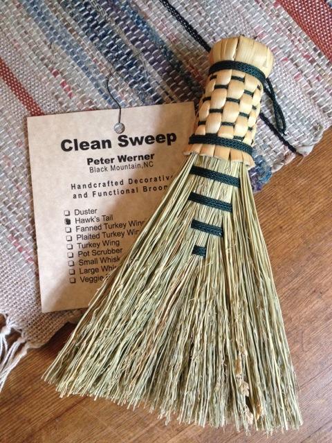 CLEAN SWEEP BROOM