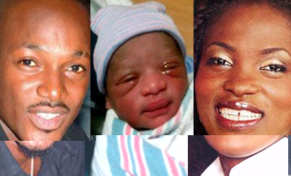2fACE IDIBIA WELCOMES NEW BABY